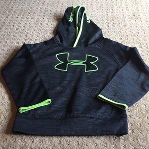 Boys Under Armour sweatshirt